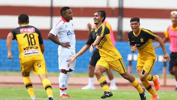 Academia Cantolao derrotó 1-0 a Atlético Grau (Foto: Fernando Sangama)