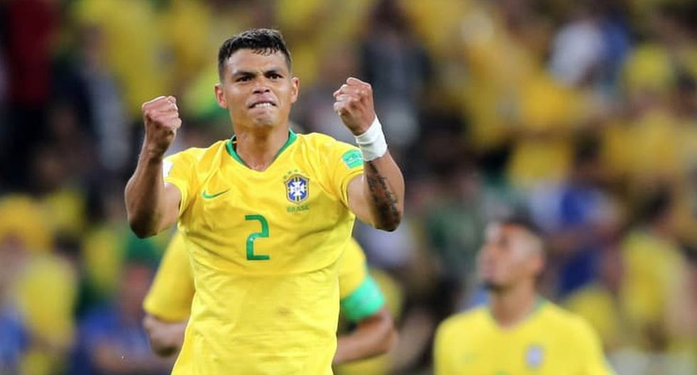 Thiago Silva. (Getty Images)