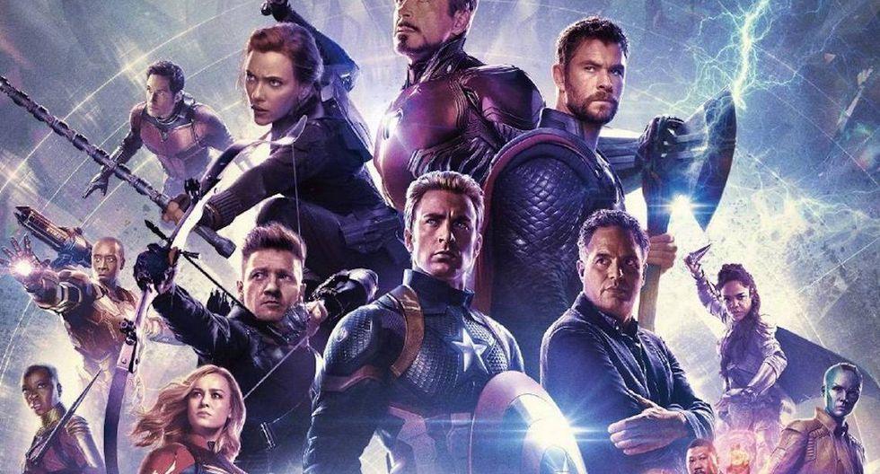 Avengers: Endgame volverá a los cines. (Fotos: Disney)