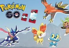 Pokémon Go y los personajes de la sexta generación Kalos que llegarán al videojuego