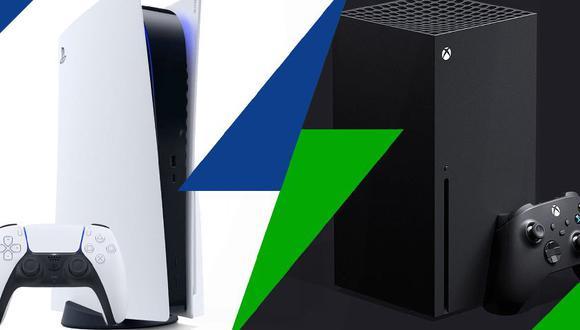 Xbox y PS5 están codo a codo con los juegos del mercado