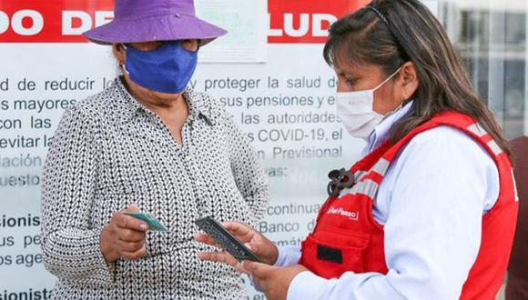 La opción de cobro por Banca Celular será habilitada a partir del viernes 20 de noviembre (Foto: Andina)