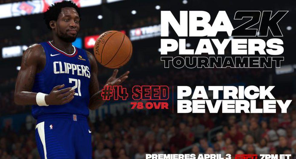 Patrick Beverley. (Foto: Twitter @NBA2K)