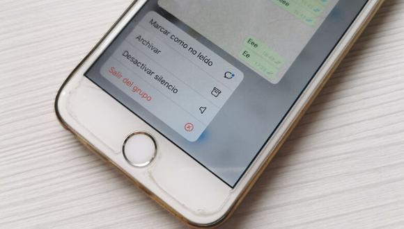 WhatsApp ya permite personalizar tu cuenta: puedes tener el modo transparente. (Foto: Omicromo)