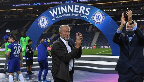 Chelsea es el vigente campeón de la Champions League. (Getty)
