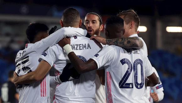 Real Madrid alista la purga de jugadores. (Foto: EFE)