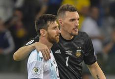 Argentina ya tiene alineación confirmada: con Armani y Messi, así jugará ante Ecuador por Eliminatorias 2022