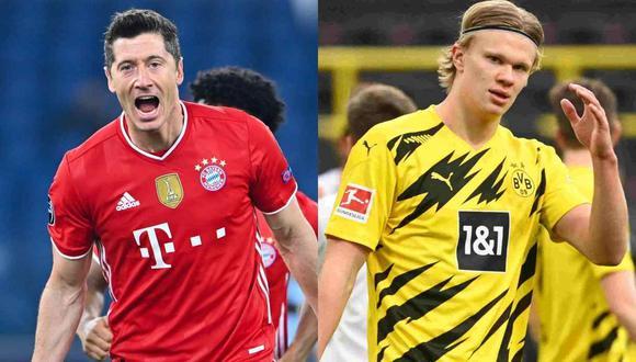 Bayern Múnich y Borussia Dortmund en contra de la Superliga Europea. (Foto: AFP)