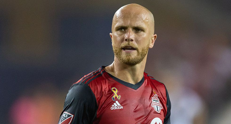 Jugador: Michael Bradley / Club: Toronto FC. (Getty)