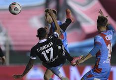 Gracias a una chalaca de Gonzáles: S. Cristal clasificó a los cuartos de final de la Sudamericana