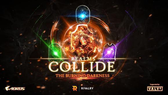 Dota 2: Beastcoast e Infinity Esports debutan en Realms Collide: The Burning Darkness. (Foto: difusión)