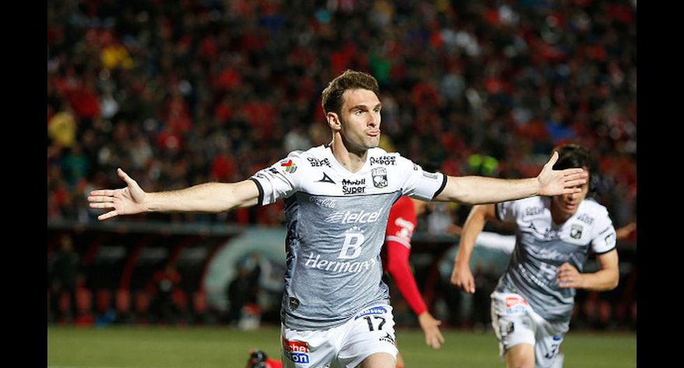 Mauro Boselli con 9 goles (Getty Images).