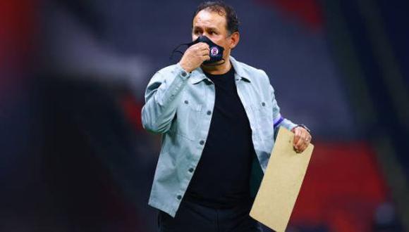 Juan Reynoso podría superar el récord de 10 victorias consecutivas de Raúl Cardenas en la temporada 1971-72. (Foto: Getty Images)