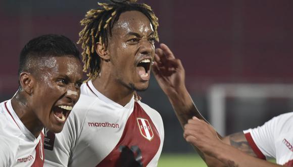 Peru Vs Paraguay 2 2 Goles De Andre Carrillo Resumen Y Video Por Eliminatorias Qatar 2022 Futbol Peruano Depor