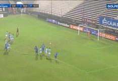 El sello de 'Felucho': Felipe Rodríguez puso el 1-1 entre S. Cristal vs. Mannucci [VIDEO]