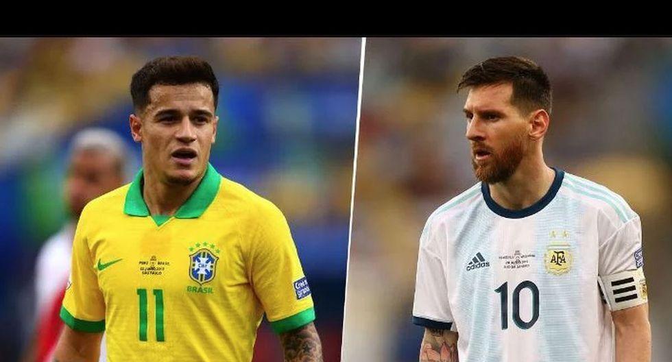 Argentina vs Brasil chocan en amistoso de Fecha FIFA en Arabia Saudita.