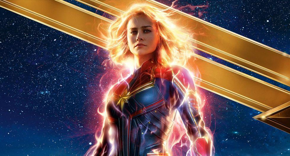 """Marvel busca directora para  """"Capitana Marvel 2"""" y """"The New Avengers"""""""
