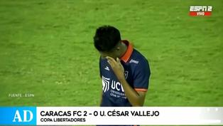 Copa Libertadores 2021: César Vallejo queda fuera de competencia