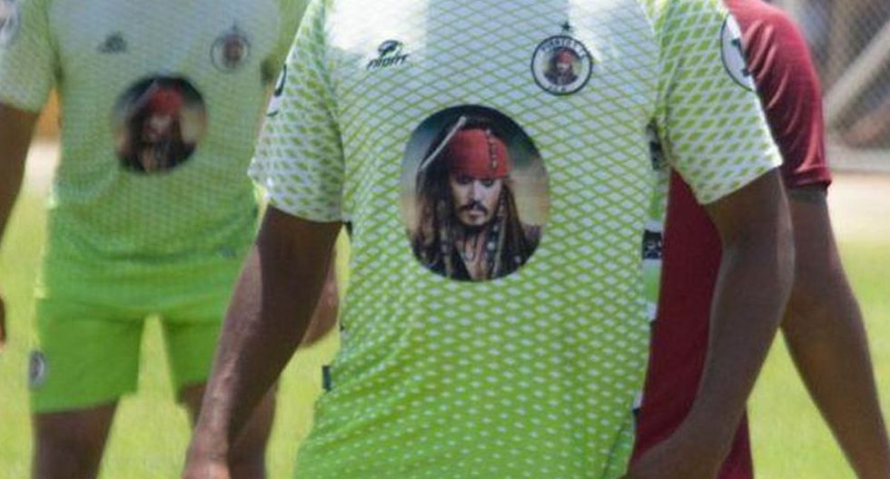 En Pirata FC esperan volver a usar su tradicional escudo. (Foto: Prensa Pirata FC)