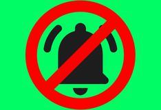 Solución: por qué no suenan las notificaciones de WhatsApp