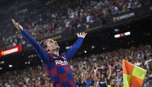 Antoine Griezmann llegó al FC Barcelona en el 2019 procedente del Atlético de Madrid. (Foto: Getty)