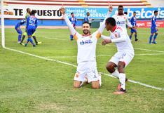 Con goles de Ávila y Collazos: Atlético Grau se impuso 2-0 ante Mannucci en el Callao