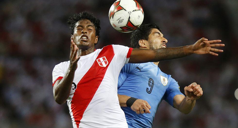Miguel Araujo, jugador del Talleres de Córdoba. (Foto: Alonso Chero/GEC)