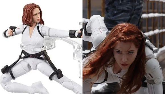 Marvel: Black Widow ya cuenta con su propia figura de acción coleccionable. (Foto: Marvel)