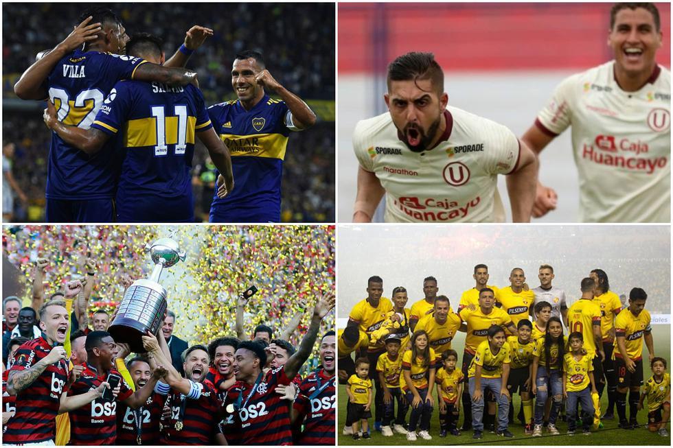 Los equipos sudamericanos que nunca descendieron en toda su historia. (Getty)