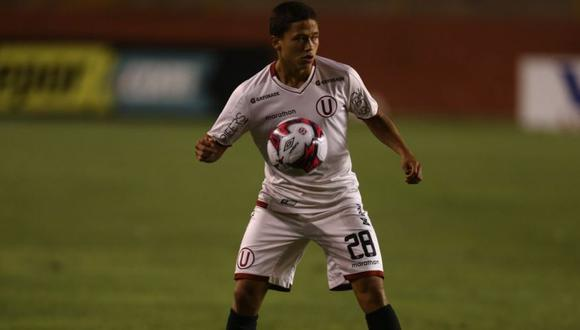 De la Cruz fue visto como una de las grandes promesas de Universitario a inicios de temporada.