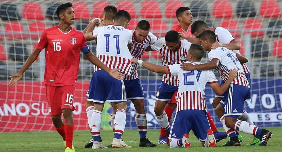 La selección Peruana Sub 20 enfrenta este jueves a Ecuador y el sábado a Argentina. (AFP)