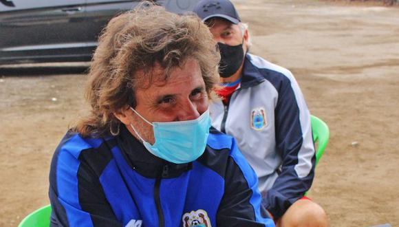 Rubén Darío Insúa dejó el cargo de entrenador de Binacional. (Foto: @BinacionalFC)