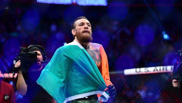 'The Notorious' le pone fin a su carrera de MMA con un récord de 22 victorias y 4 derrotas. (Foto: Getty Images)