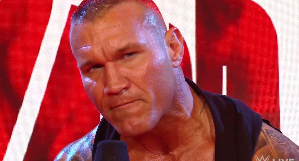 Orton fue el encargado de cerrar el Raw del Performance Center. (Foto: WWE)