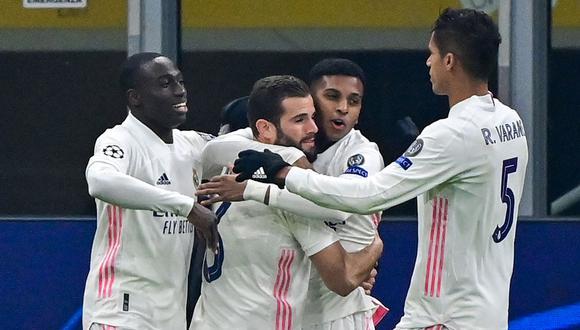 Real Madrid vence a Inter por la cuarta jornada de la Champions League en San Siro. Mira aquí el resumen del partido. (Foto: AFP)
