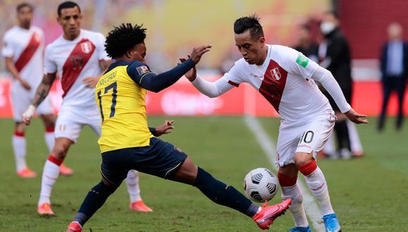 Perú vs. Ecuador jugarán por la Copa América. (Foto: Agencias)