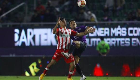 Mazatlán vs. Necaxa se enfrentaron por el Torneo Clausura de la Liga MX. (Foto: Agencias)