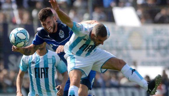 Gimnasia perdió 2-1 ante Racing y sigue complicado en la Superliga Argentina 2019.
