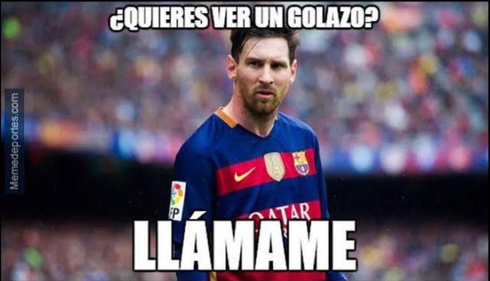 Barcelona Vs Atlético De Madrid Los Mejores Memes Del Choque Por Laliga Santander Con Gol De Lionel Messi Fotos Nczd Futbol Internacional Depor