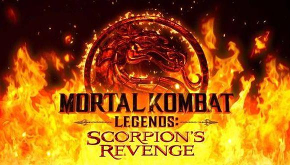 """""""Mortal Kombat Legends: Scorpion's Revenge"""", la película, se estrenará en el 2020. (Foto: Difusión)"""