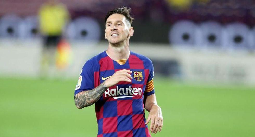 ¿Se queda sin magia? Lionel Messi y el récord poco querido que alcanzó con FC Barcelona