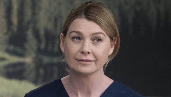 """Ellen Pompeo interpreta a Meredith en las 17 temporadas de """"Grey's Anatomy"""" (Foto: ABC)"""