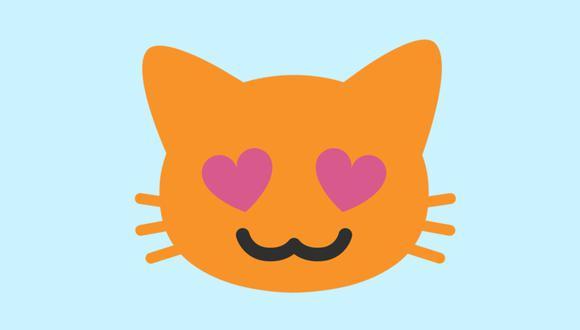 ¿Sabes por qué existen 9 gatitos en WhatsApp? Esta es una de las teorías que te sacarán de duda. (Foto: Emojipedia)