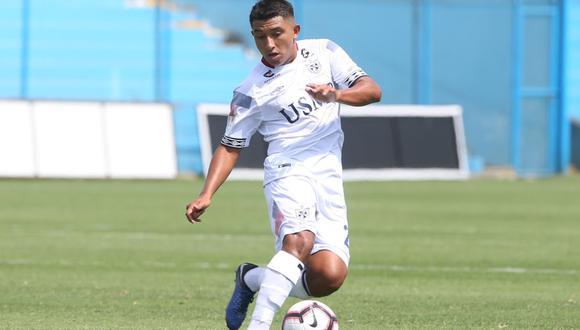 Yamir Oliva fue convocado a la Selección Peruana (Foto: GEC)