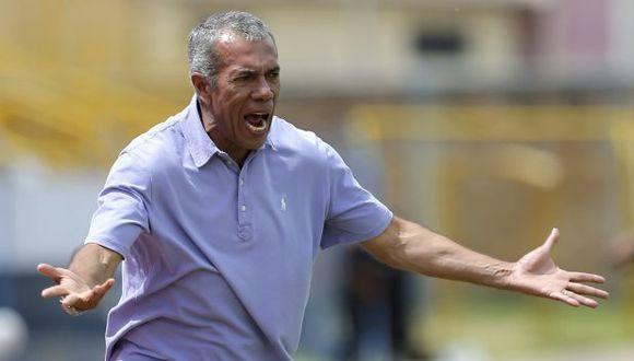 Wilmar Valencia tiene un título como entrenador: lo consiguió en el Apertura 2003 con Cristal. (USI)