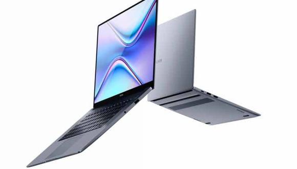 Conoce todas las características de las nuevas laptops de Honor, la MagicBook X14 y MagicBook X15. (Foto: Honor)