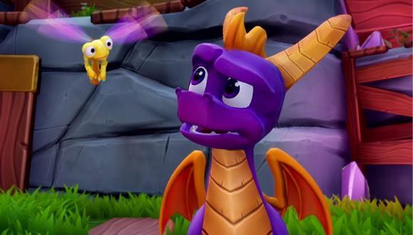 """La saga remasterizada de """"Spyro"""" está a mitad de precio en Steam (Crédito: PlayStation)"""