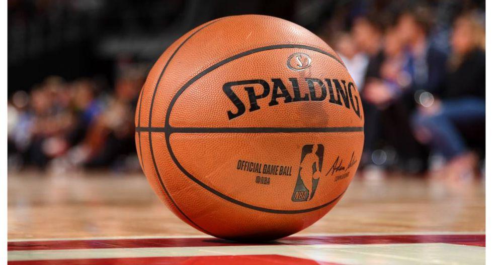 La empresa estadounidense Spalding fue el proveedor oficial de la NBA durante 37 años. (Foto: Getty Images)
