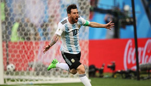 Lionel Messi fue suspendido luego de la Copa América 2019. (Getty)