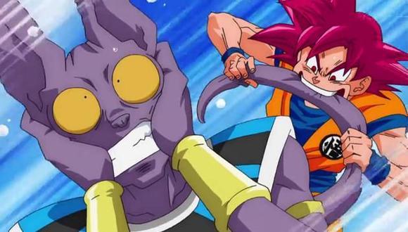 Dragon Ball Super: Whis y Beerus compiten por cuál de sus discípulos es más fuerte. (Foto: Toei Animation)